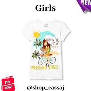 Girls' Weekend Vibes Top